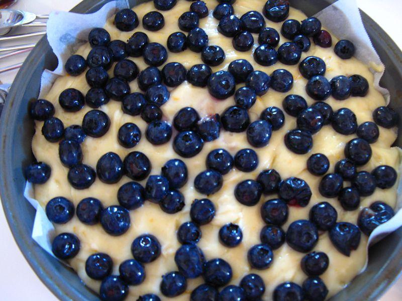 Yogurt cake 009