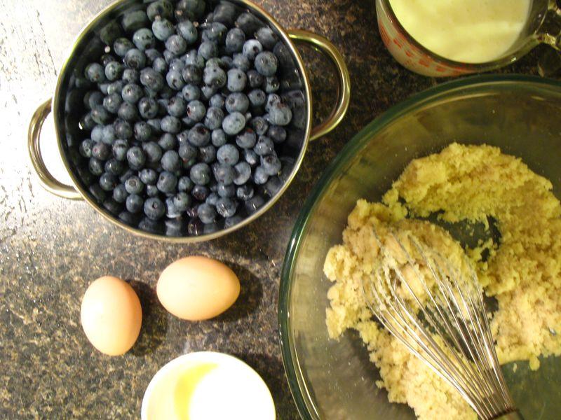 Blueberry Muffins 003