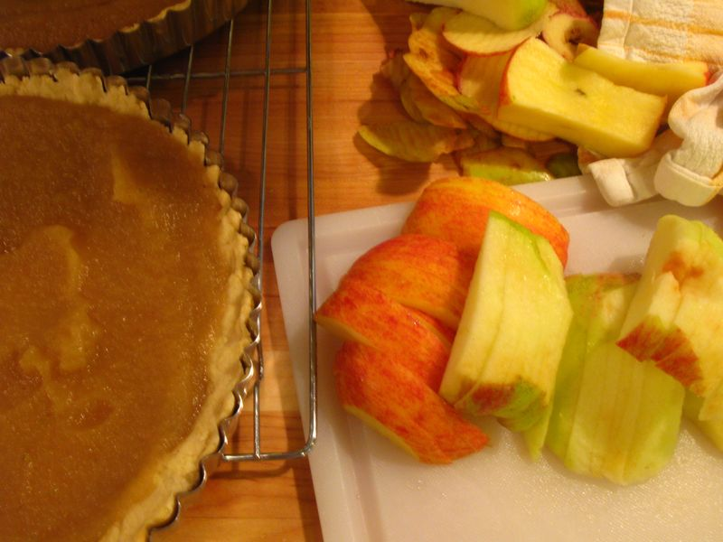 Apple tart 028
